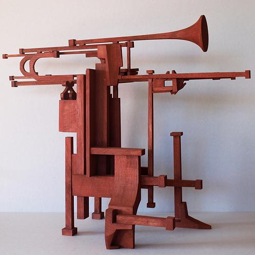 Trombón de varas - Eleuterio Gordo
