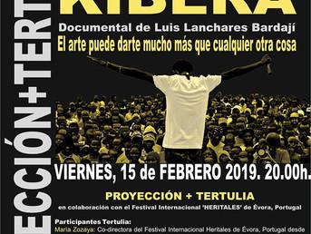 "15 de Febrero. ""Sounds of Kibera"" de Luis Lanchares Bardají. Festival Internacional """