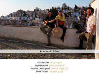 22 de Septiembre. Faluka Musiqa, músicas tradicionales del Mediterráneo