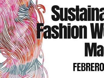 Sustainable Fashion Week Madrid. 7, 8 y 9 de Febrero. Espacio C colabora con The Circular Project en