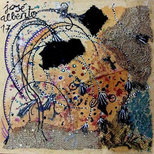 """""""Texturaleza VI"""" de José Alberto López"""
