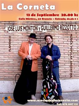 JOSE LUIS MONTON Y GUILLERMO RIZZOT
