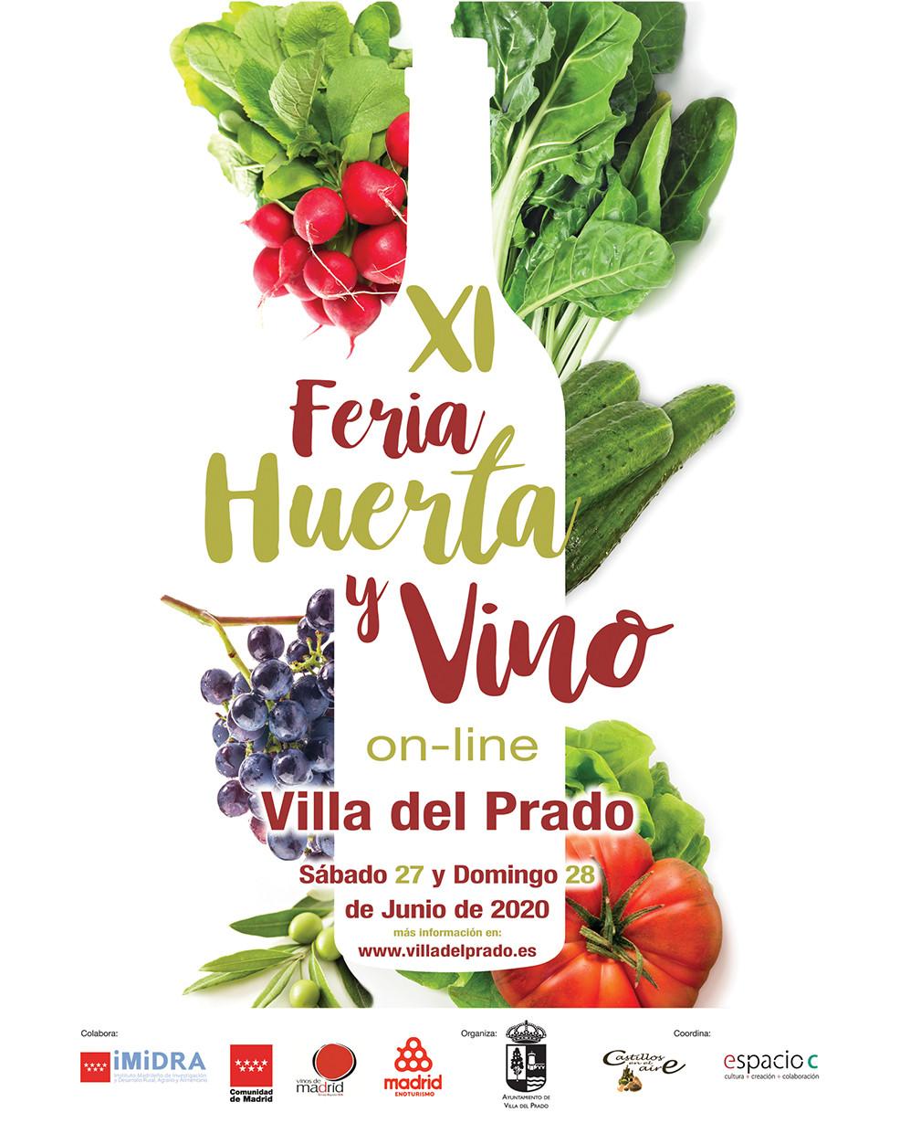 #FeriaHuertayVino #VilladePrado