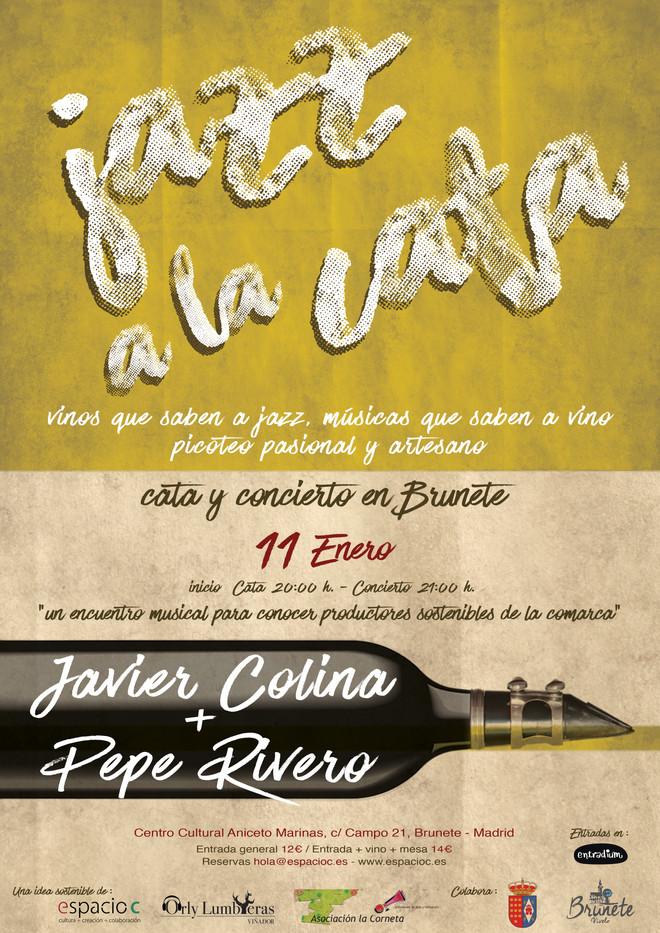 JAVIER  COLINA Y PEPE RIVERO