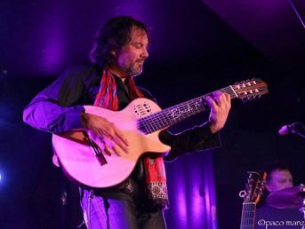 El talento el domingo por la noche desde Vive pasión flamenca