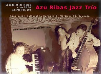 AZU RIBAS JAZZ TRIO