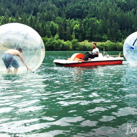 Bulles Aquatiques