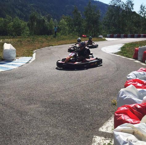 Karting Electrique