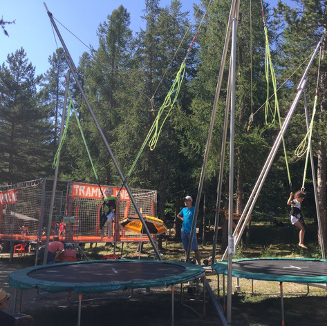 Trampo Jump & Trampoline