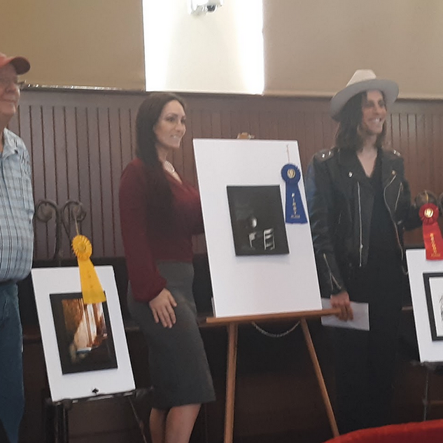 Exhibit held at City Hall, Sulphur Springs