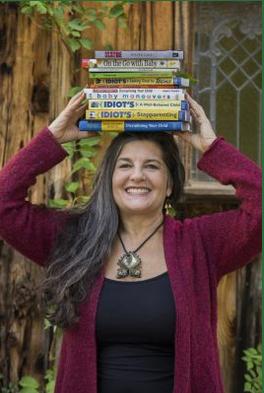 Ericka Lutz, book mentor