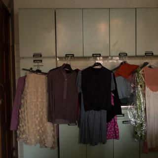 backstage, wardrobe