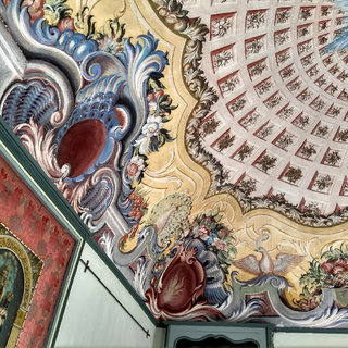 "Casa Regis, ""Cupola"" (dome) room"