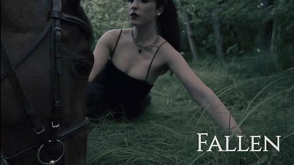 Video Fallen by Light Studios Art