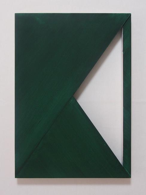 White triangle