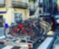 Remolque 16 Bicicletas