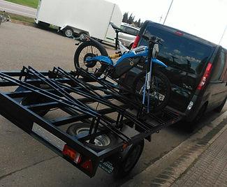 Remolque transporte Bultaco