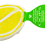 "Thumbnail: Шипучие бурлящие бомбочки для ванн ""OOPS"" фрукты 85г"