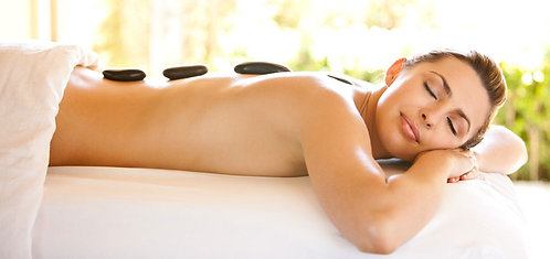1 - New Client - 90 Minute Hot Stone Massage Massage Sessions