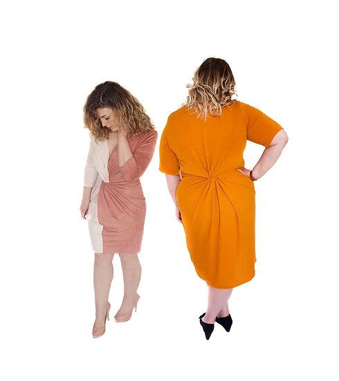 Paper Pattern Eilidh Dress