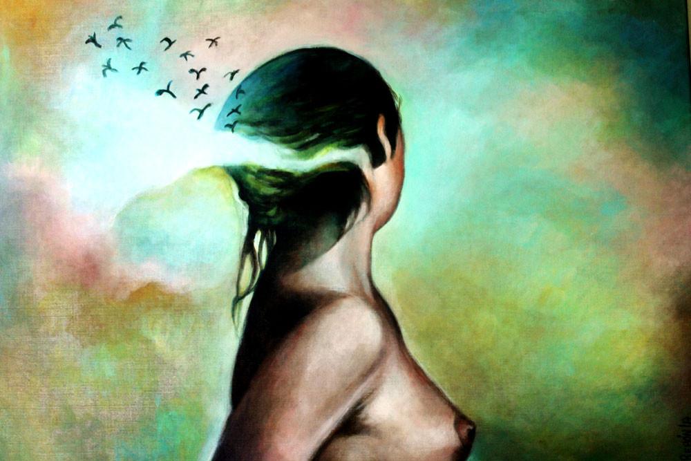 Volar sin ti / Fliegen ohne dich