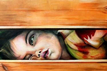 Bajo la cama / Unter dem Bett