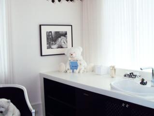 Modern Chic Baby's room
