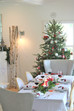 Holiday Christmas Dinner Tablescape Hacks