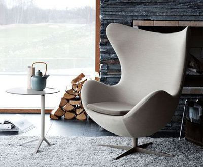 Egg chair by Arne Jacobson