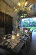 Rustic Chic Dinner Party