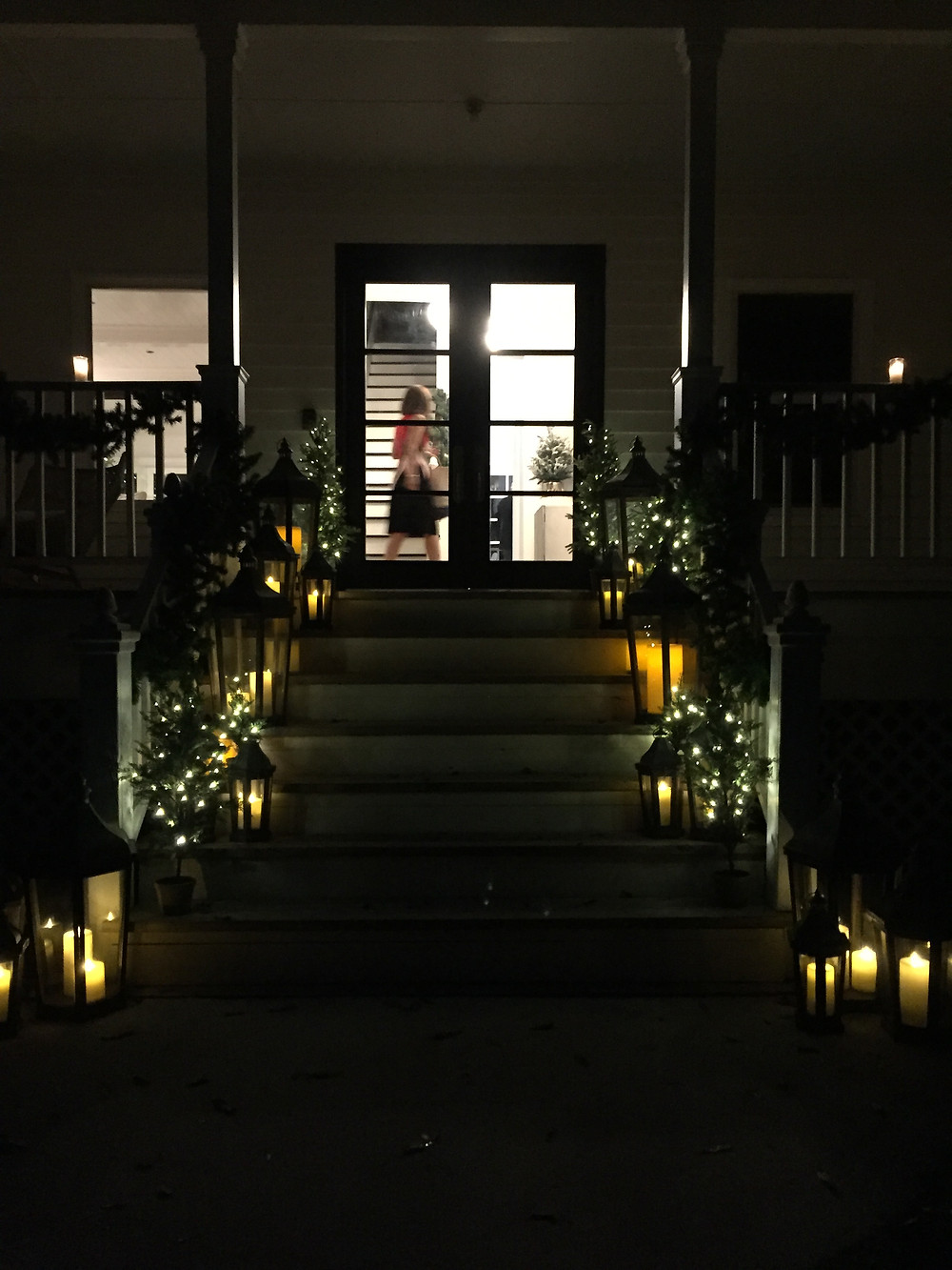Front entry sets tone for your guests.