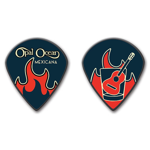 Alex's Mexicana Guitar Pick (Limited Edition)
