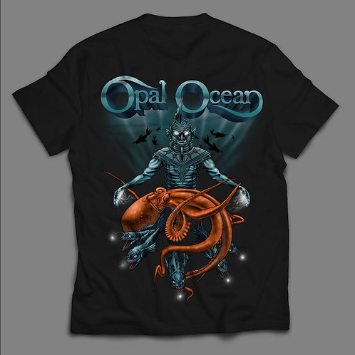 (Pre Order) The Hadal Zone - T Shirt (Eel Wizard)