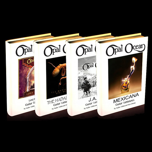 Complete Guitar Tab Catalogue Official Guitar Tabs – (Electronic Only)