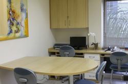 Sala de coordenação e reuniões