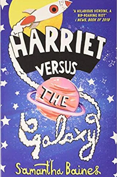 Harriet Versus the Universe