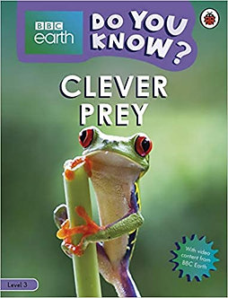 Do You Know? Level 3 – BBC Earth Clever Prey