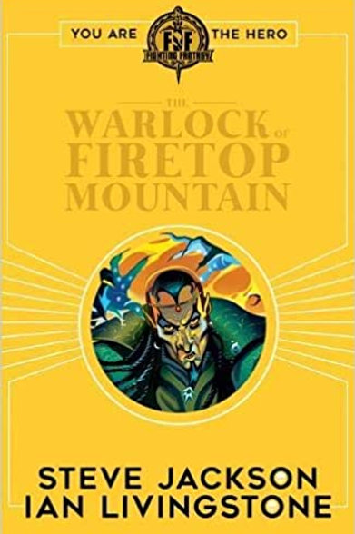 The Warlock of Firetop Mountain