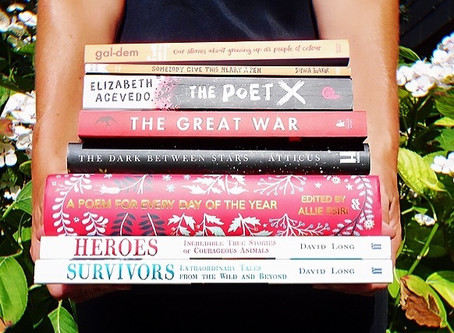 Suggested Reading Part 1: Poems and Short Stories