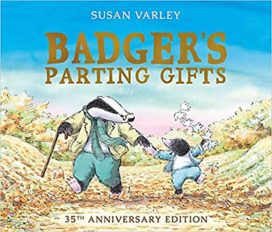Badger's Parting Gift