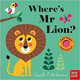 Where's Mr. Lion? (Board book)