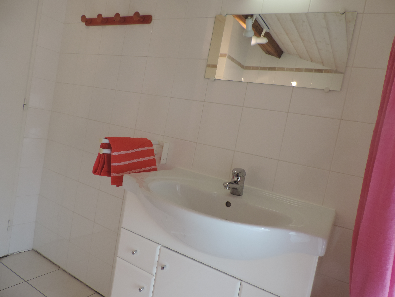 salle d'eau coquelicot 1
