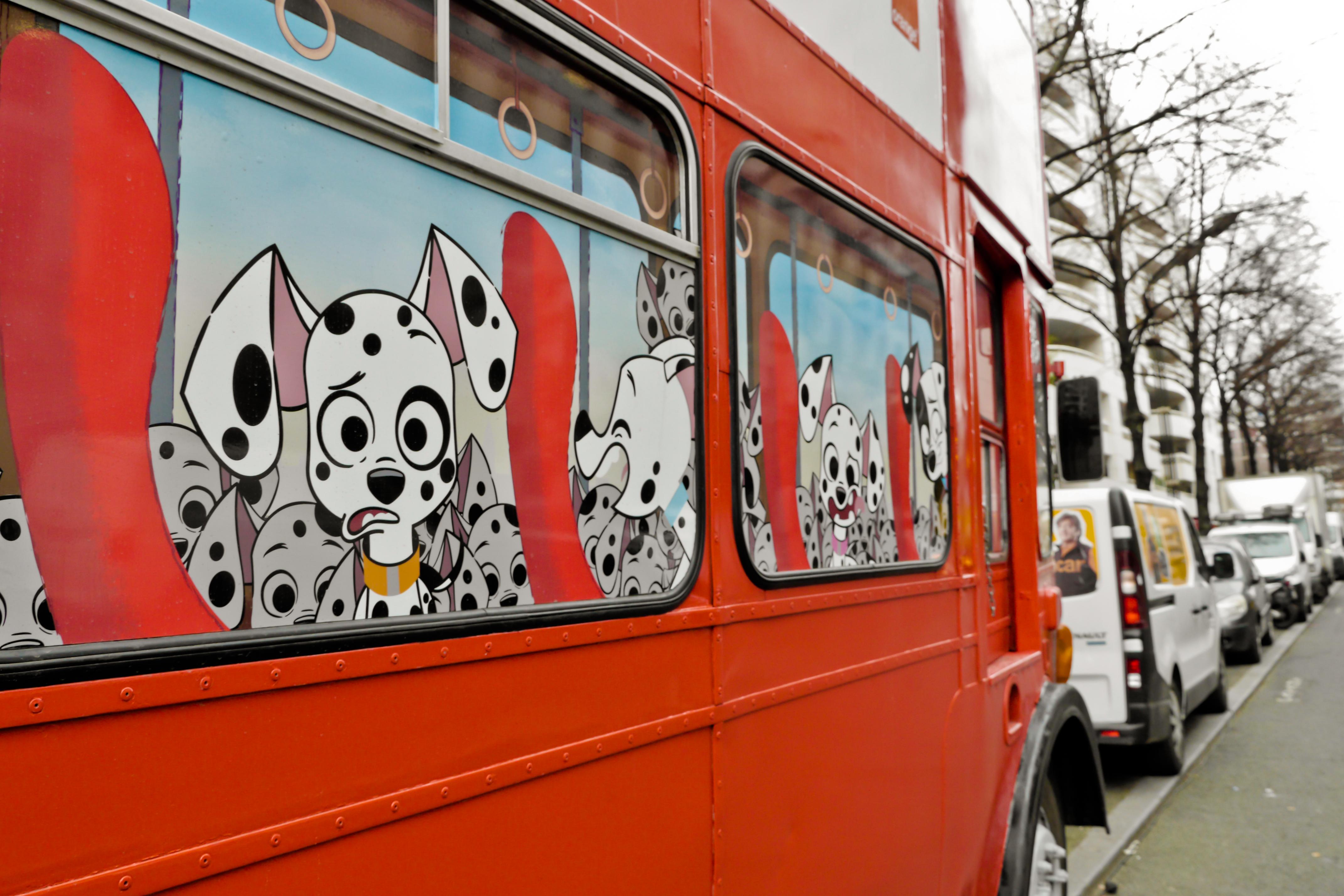 Dalmatiens Roadshow