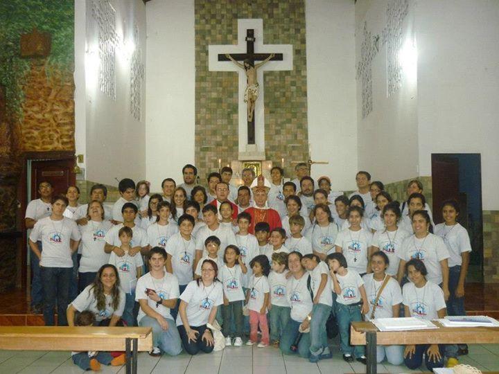 """2012 """"Familia de Nazareth"""""""