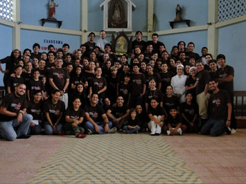 """2011 """"Un Ecuador santo"""""""