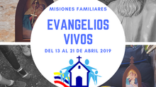 La Semana Santa 2019 es de Misiones Familiares