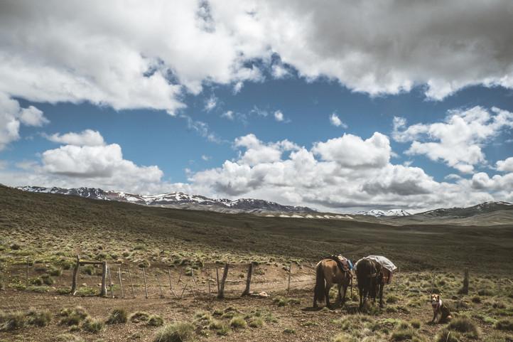 Patagone: Leaving Bariloche // Salida de Bariloche