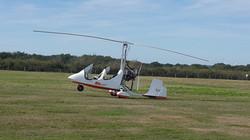 Autogire Gyrocopter tandem