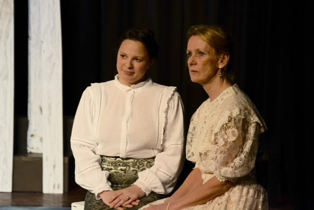 Vera and Katya