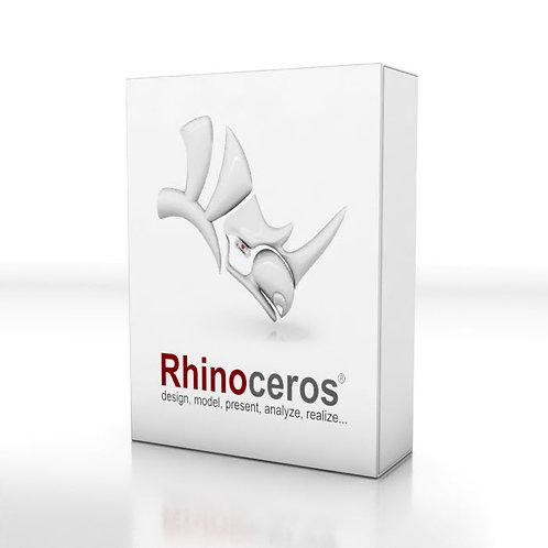 Rhinoceros 7.0 for Windows & Mac